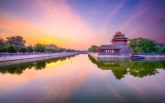 Circuit en Chine entre traditions et modernit�