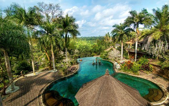 Combin� 5* : The Payogan Villas Resort et The Leaf Jimbaran
