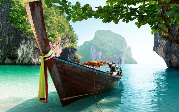 Kalima Resort & Spa Phuket 5* et extension possible Naka Island 5*