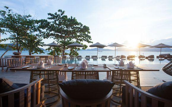 Poussez les portes de l'hôtel My Beach Resort à Phuket