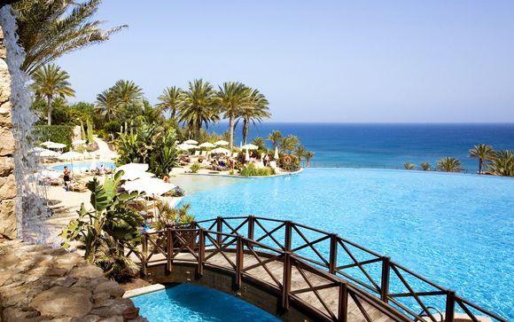 Pause luxuriante et vue splendide - Costa Calma -