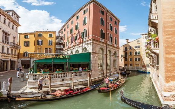 Hôtel Bonvecchiati 4*