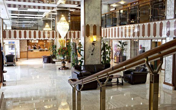 Poussez les portes de l'Hôtel Danubius Regents Park 4*