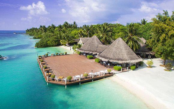 Hôtel Adaaran Select Hudhuranfushi 4*