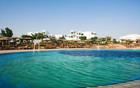 Poussez les portes de l'hôtel Club Mercure Hurghada 4*