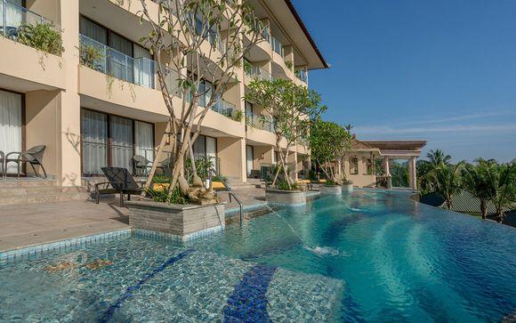 Poussez les portes de l'hôtel Seres Springs Resort 5*