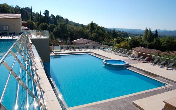 Le Domaine de Camiole Resort & Spa 4*