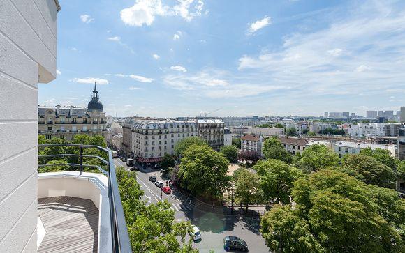 Hôtel Le 209 Paris Bercy 4*