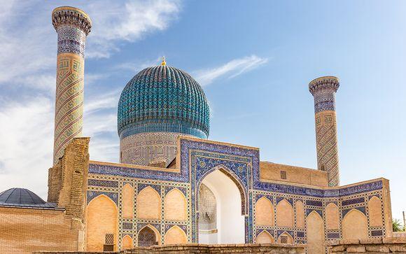 Circuit privatisé Découverte de l'Ouzbékistan