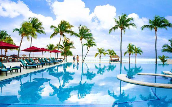 Parenthèse irrésistible entre farniente et exotisme - Cancun -