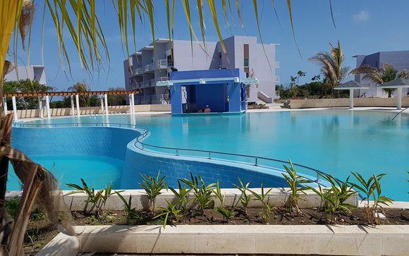 Poussez les portes de l'hôtel Playa Vista Mar 5*