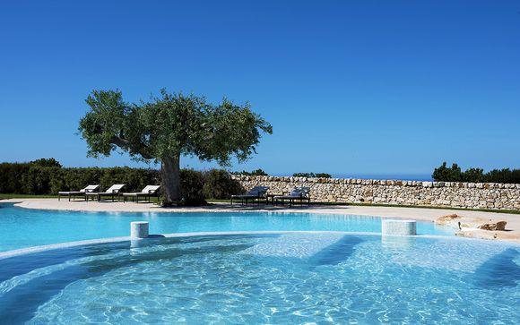 Hôtel Borgobianco Resort & Spa 5*