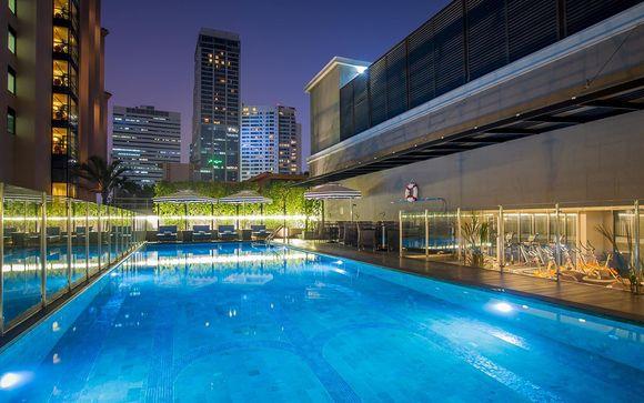 Poussez les portes de l'hôtel Well Bangkok Sukhumvit 20 5* à Bangkok