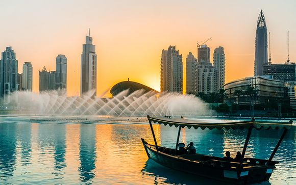 Combiné 4* Doubletree by Hilton Al Barsha et Radisson Blu Yas Island