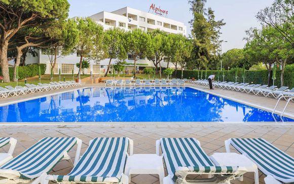 Alpinus Algarve Hotel 4*