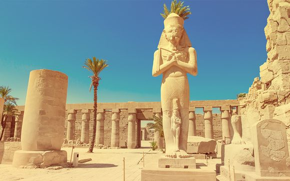 Immersion au pays des pharaons - Louxor -