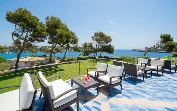 Panormama sublime pour horizon bleuté  - Palma de Mallorca -