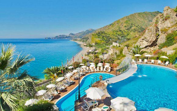 Luxe et vue à couper le souffle - Taormina -