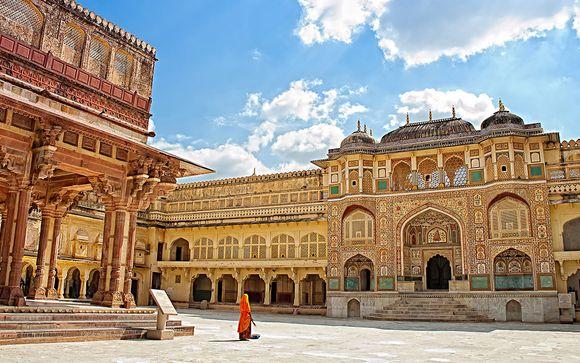 Circuit Merveilles du Rajasthan et stop-over possible à Abu Dhabi