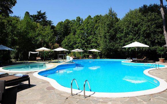 Grand Hotel & La Pace 5*