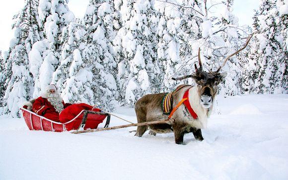Santa Claus Holiday Village 4* et activités incluses