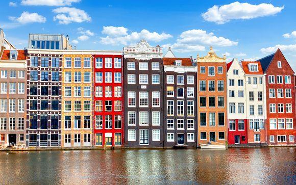 Au fil de l'eau, une découverte culturelle - Amsterdam -