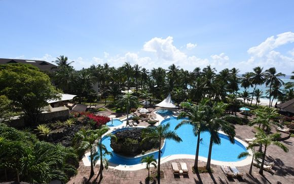 Diani Reef Beach Resort & Spa 5* et safaris