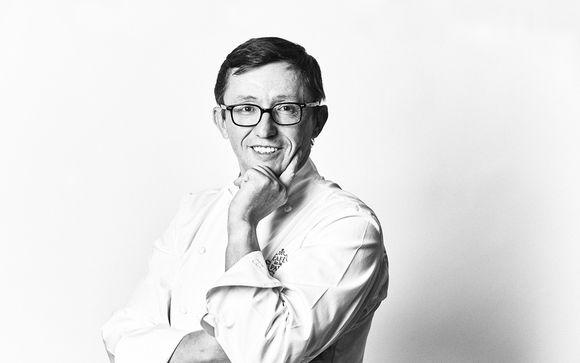 Rencontre avec le Chef Laurent André et sa cuisine