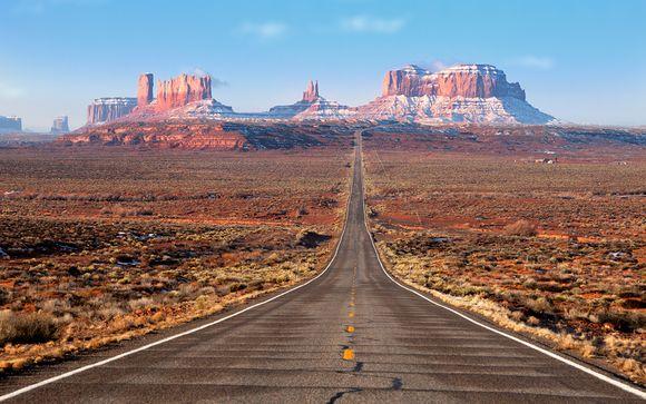 Road Trip sur la Route 66 - 15 nuits