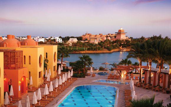 Hôtel Steigenberger Golf Resort 5* et croisière possible Rêverie du Nil / do not use