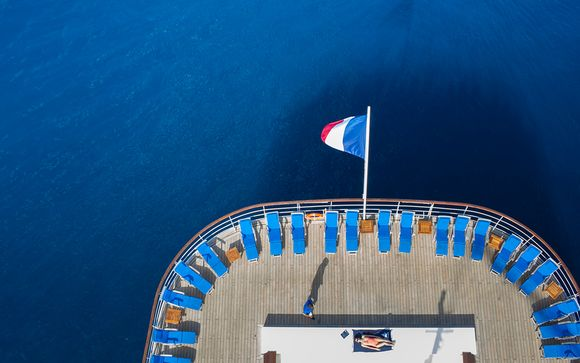 Mini-croisière Club Med 2 - Vers Portofino en juin