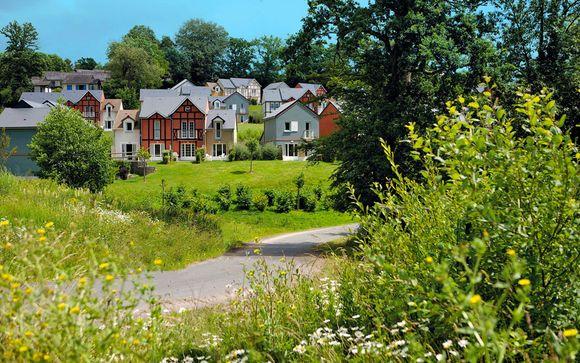 Village Pierre & Vacances Le Normandy Garden