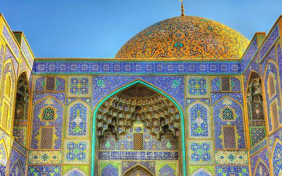 Circuit l'essentiel de l'Iran et extension possible à Tabriz
