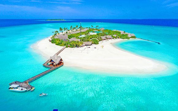 Dhigufaru Island Resort 5*