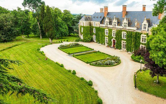 Château de l'Epinay - Saint Georges sur Loire