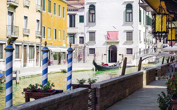 Italie Venise - Hôtel American Dinesen 4* à partir de 150,00 €