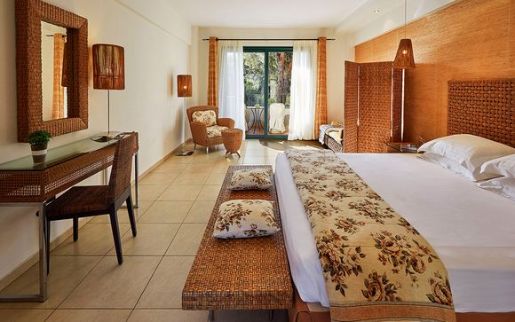 Poussez les portes de votre Hôtel Ilio Mare Thassos Resort 5*