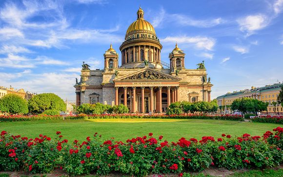 Circuit Capitales russes en 4* ou 5* - 7 nuits