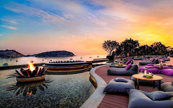 Hôtel The Nai Harn Phuket 5*