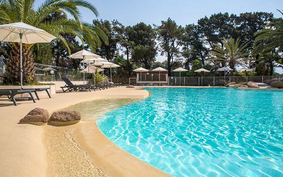Hôtel Campo Dell'Oro 4* avec Corsica Ferries