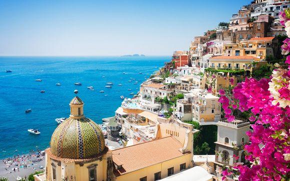 Tour Les Perles de la côte Amalfitaine Tout Inclus