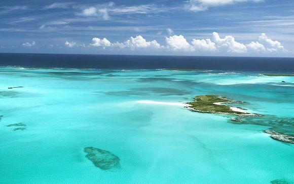 Rendez-vous... en Floride et aux Bahamas (si vous choisissez l'offre 2)