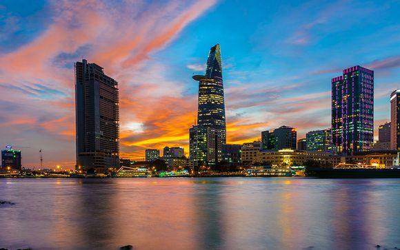 Votre extension à Saigon (offre 2 uniquement)