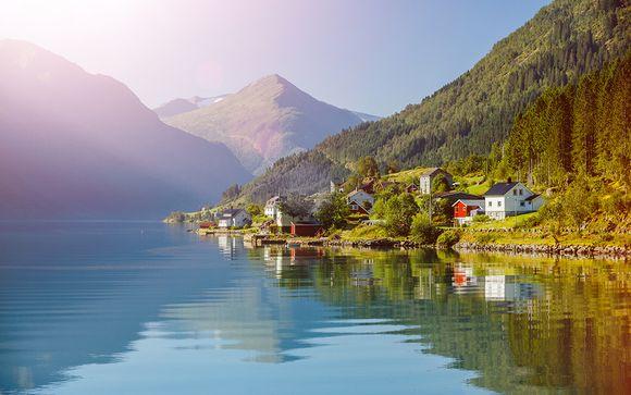 Deux facettes du pays des fjords
