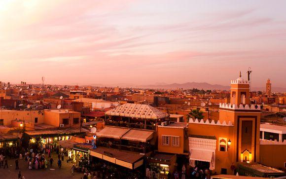 Rendez-vous... à Marrakech
