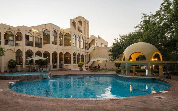 Votre extension à l'hôtel Rainbow Hotel 3* à Victoria Falls