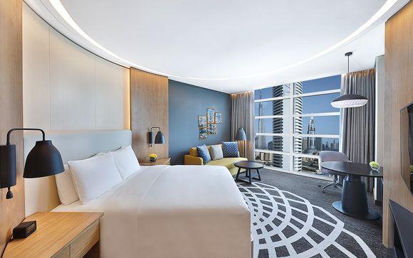 Poussez les portes de votre hôtel 4* à Dubai