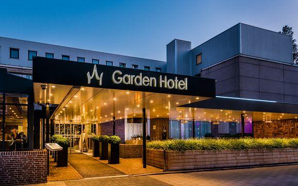 Poussez les portes du Bilderberg Garden Hotel 5*