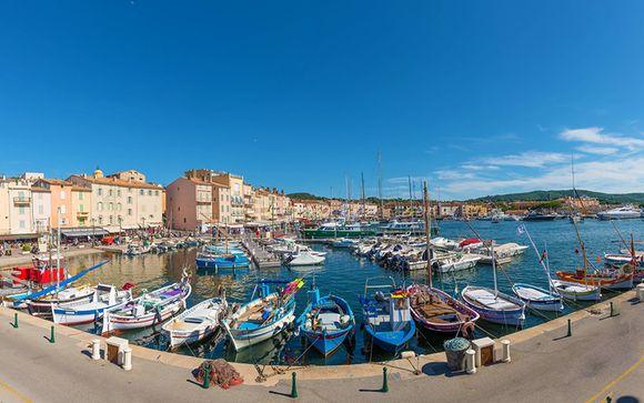 Rendez-vous... près de Saint Tropez