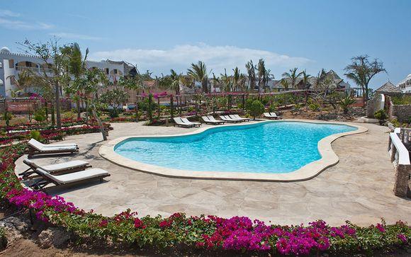 Poussez les portes de l'hôtel Jumbo Club Watamu Beach 4*